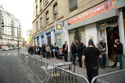Salon du vampire 2014 à Lyon : 20/09 - 21/09 Comics-zone