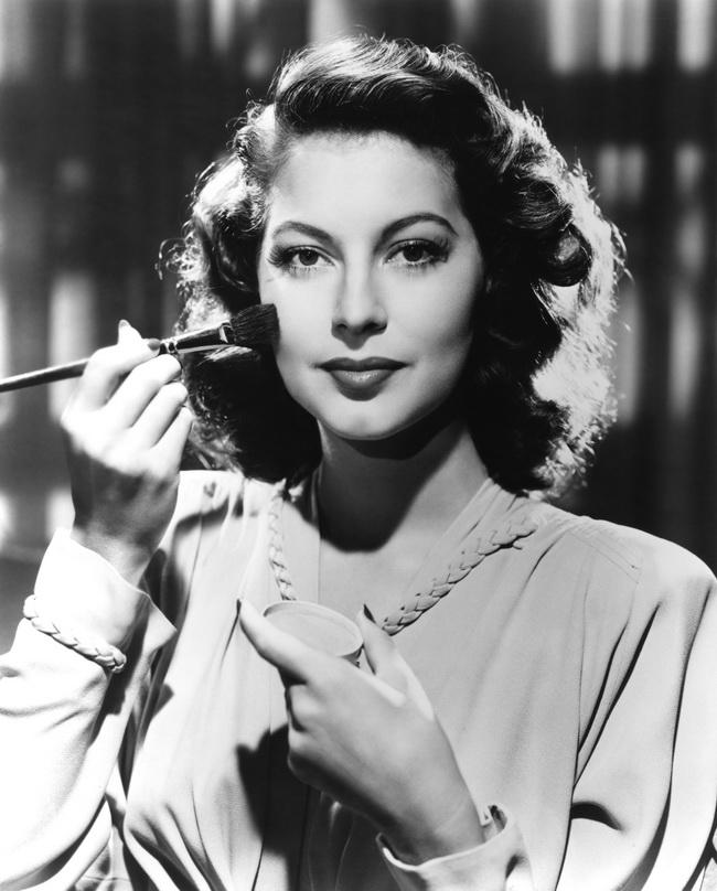 Ženske filmske legende Ava-Gardner
