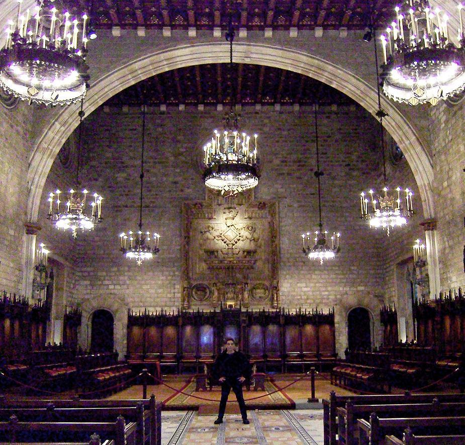 Campanya per la Restitució de les Senyeres del Saló de Cent Salodecent191020081