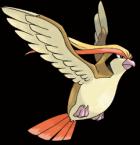Legato the Pidgeot [Whirl - Johto]  18