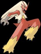 Eagle the Blaziken [Whirl - Johto] 257