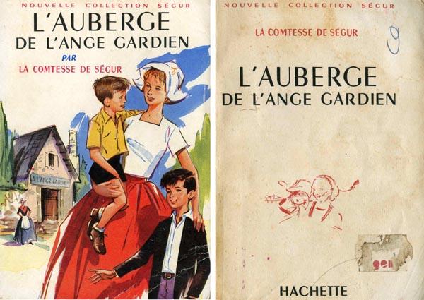 Les anciennes éditions de la série Alice. EC_ill_21