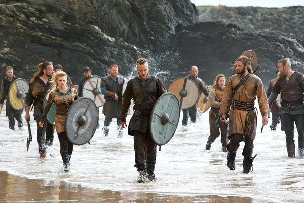 La galerie d'arts du Drakkar (toutes saisons) Vikings
