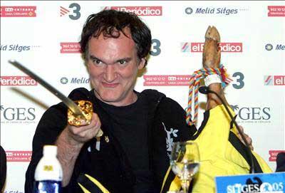 Tarantino!!! Tarantino