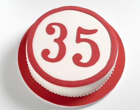 عيد ميلاد نائبه المدير ام سيف الله  35-b-day-cake