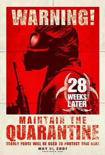-Que coño harias en un apocalipsis zombie???- 20070403154304-teaser-poster-de-28-weeks-later