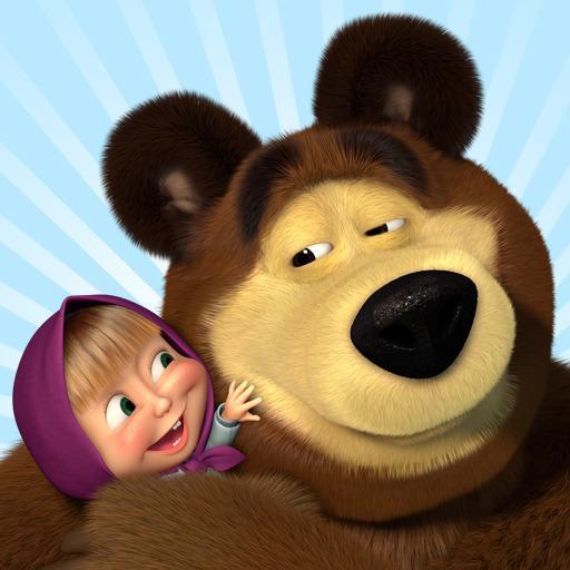 """Тесты по мультсериалу """"Маша и Медведь"""" 171276"""