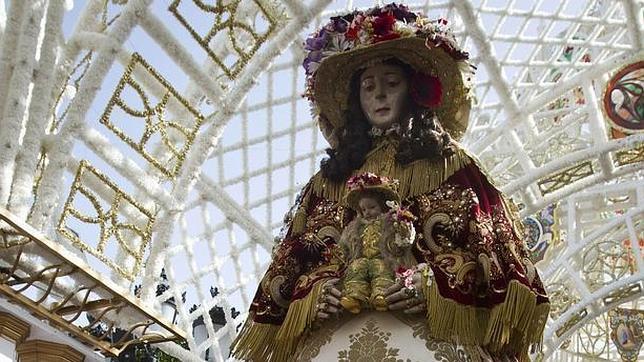 PENTECOSTÉS.....VIVA EL ROCÍO!!!!!! Huelva-virgen-rocio--644x362