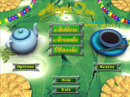 لعبة زوما الشهيرة 2009 Zuma Magic Tea  2rwmgdf
