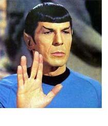 Salutation to all EBelgians Spock