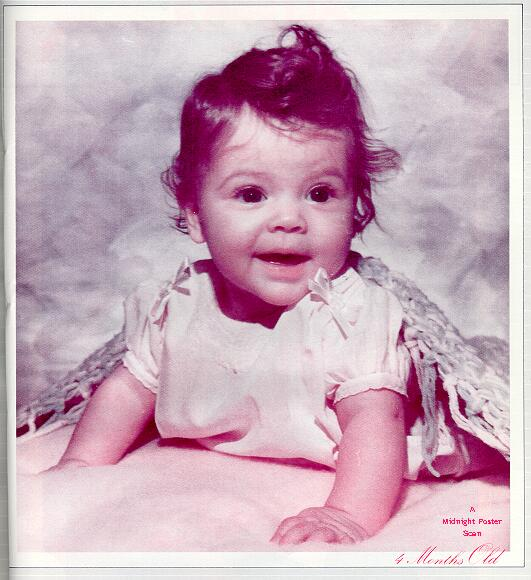 Алиса Милано/Alyssa Milano Baby_12