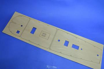 """""""HMS Endeavour"""", Mantua, 1/60 RM9em"""