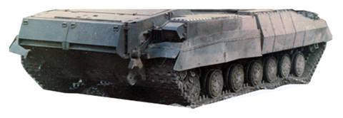 «Объект 477», «Объект 477А» - основной боевой танк (ОКР «Боксёр» / «Молот»). K6NOR