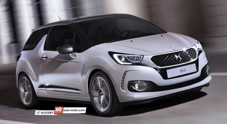 2016 - [DS/Citroën] DS 3 restylée [A55/56] - Page 2 01-DS-3-FACELIFT-750x410