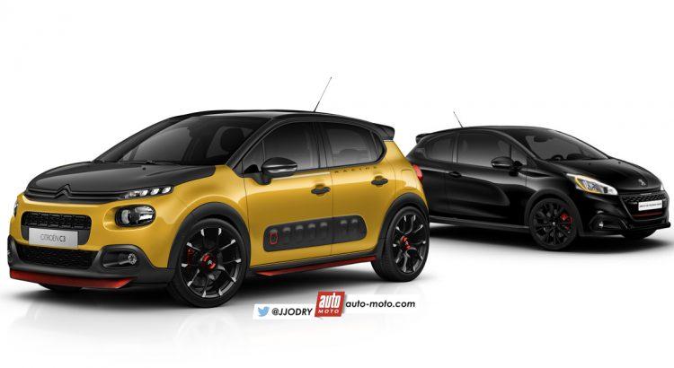 201? - [RUMEUR] Citroën C3 III Racing 05-citroen-c3-racing-peugeot-208-gti-750x410