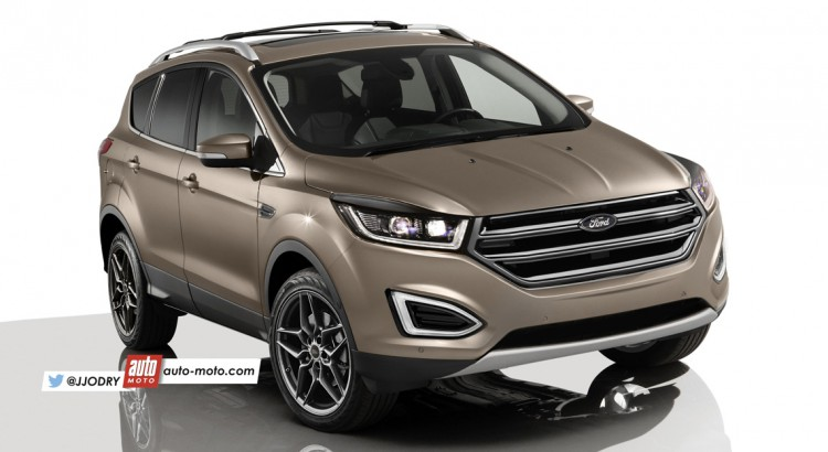 2015 - [Ford] Kuga/Escape Restylé 01-FORD-KUGA-ESCAPE-750x410