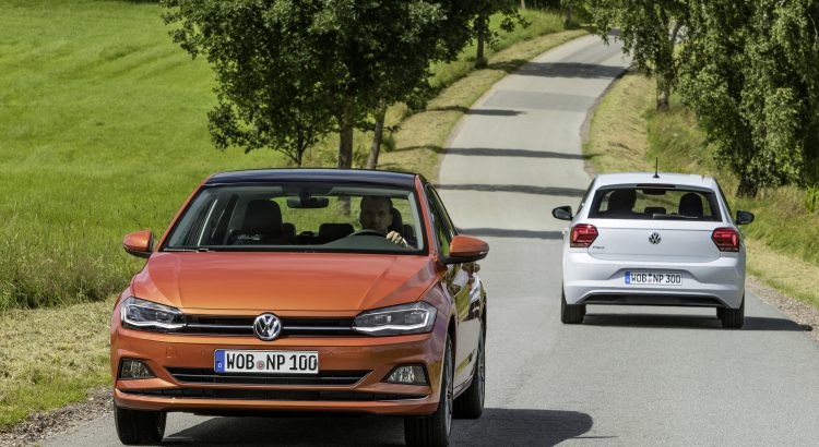 Nouvelle Volkswagen Polo - Commercialisation le 19 octobre  Db2017au01260_large-750x410
