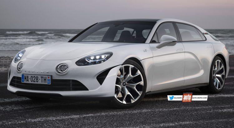 2020 - [Alpine] GT 4 portes - Page 2 Alpine-panamera-750x410