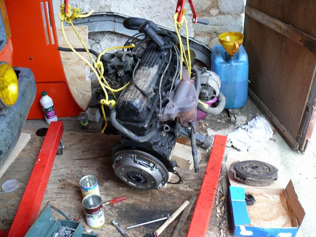 [Mk2] Mon Mk2 essence vermillon - Page 2 Transit-embrayage-8-sept2010075