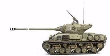 M51 Super Sherman. Tamiya 1/35 1oNU9