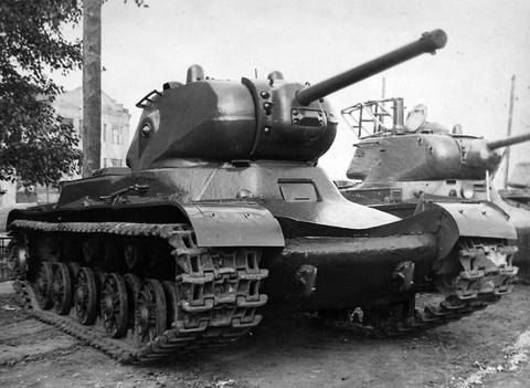 КВ-13 («Объект 233») - средний танк HgTSK