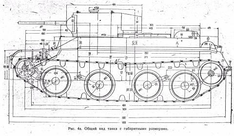 БТ-5 - лёгкий колесно-гусеничный танк DlSs6