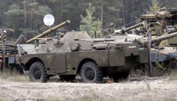 «Объект 490А» - опытный основной боевой танк (НИР «Бунтарь») MWHoP