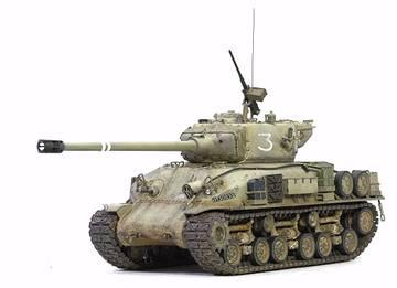 M51 Super Sherman. Tamiya 1/35 ZPmOq