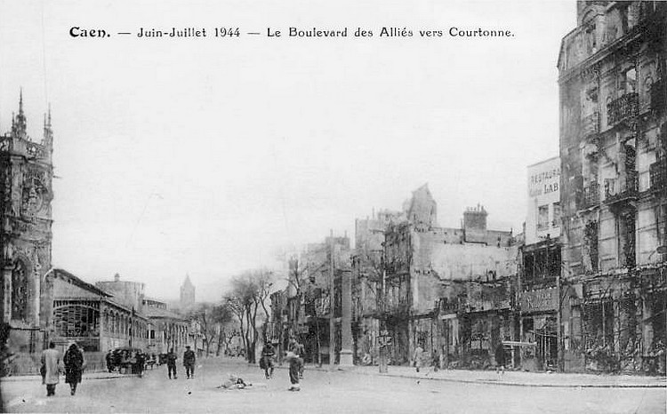 L'occupation - Page 2 Boulevard-des-allies-abside