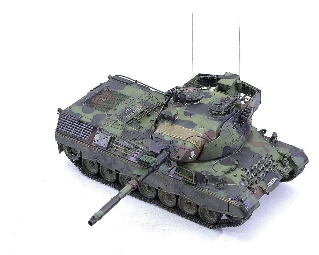 Leopard 1A5 Meng 1/35 EuCVl