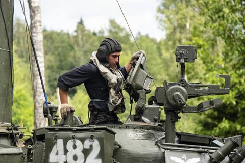 Т-80У («Объект 219АС») - основной боевой танк EUYvZ