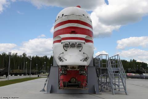 Проект 1832 «Поиск-2» - глубоководный аппарат LQ609