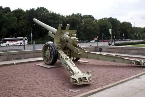 МЛ-20 - 152-мм гаубица-пушка образца 1937 года (52-Г-544А) SFvRY