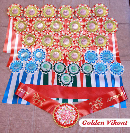 Наградные розетки на заказ от Golden Vikont - Страница 7 BIvnf