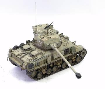 M51 Super Sherman. Tamiya 1/35 CsqHJ