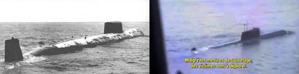 Авария АПЛ К-278 «Комсомолец» в Норвежском море 7 апреля 1989 г. GpTSm