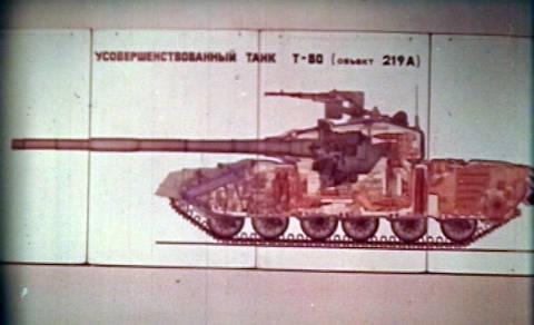 «Объект 219А» - основной боевой танк (опытный) NLz4U