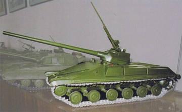 «Объект 450» - средний танк (проект) OGQZT