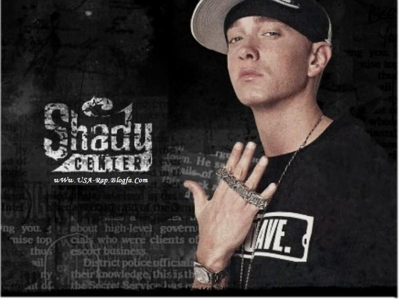حصريا سينجلات جديده للملك بجوده CD q وبعنوان Eminem - Black Juice Eminem%20Shady