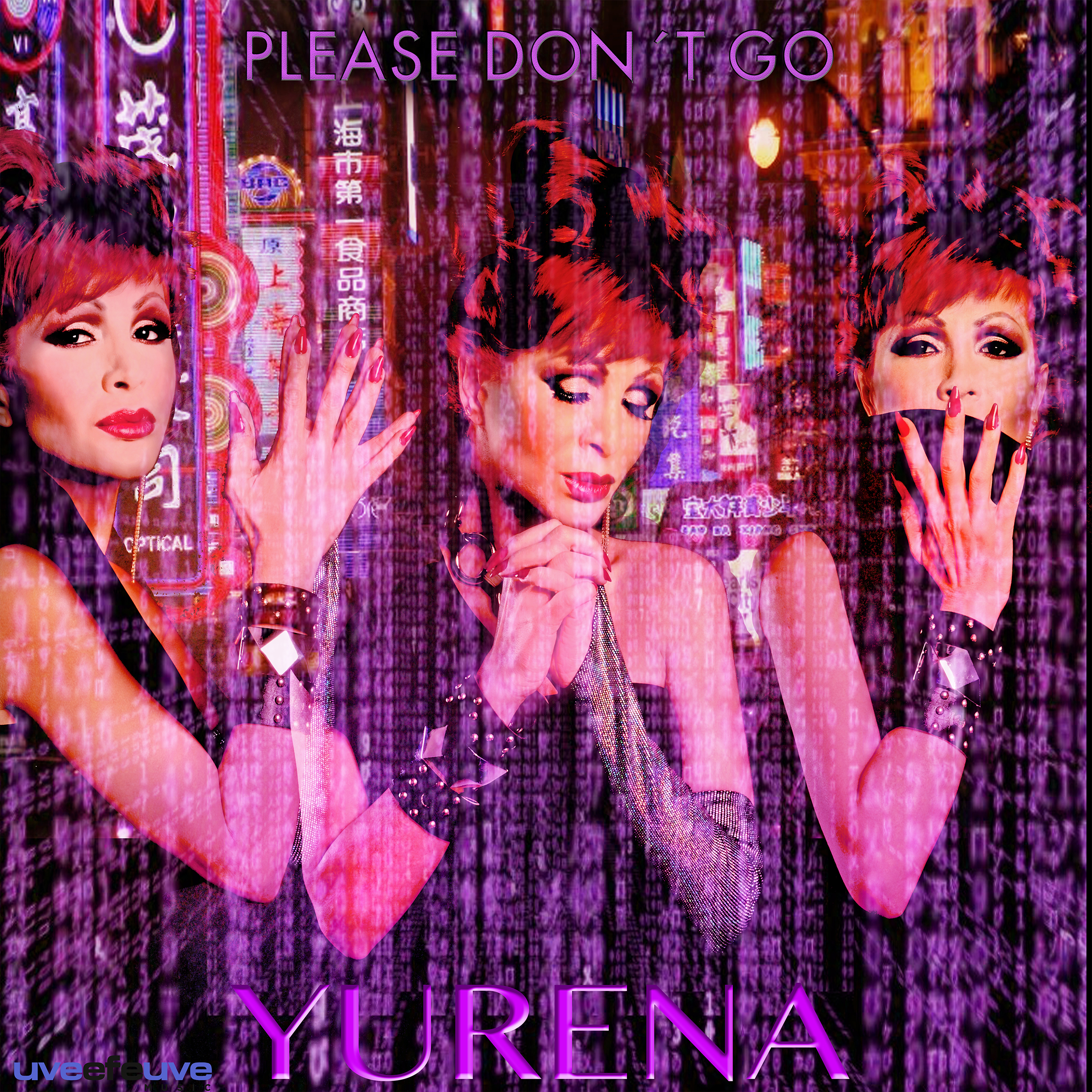 "Yurena >> álbum ""Around the World"" - Página 4 Portada_please_dont_go_"