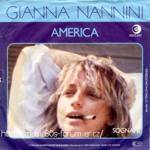 A tuhle znáte /nebo dokonce pamatujete/ ? America