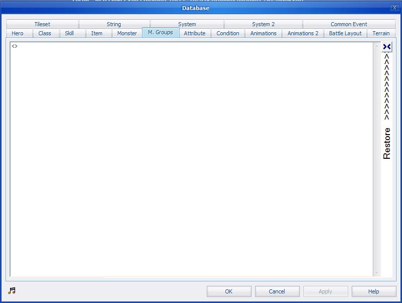 RPG Maker 2009 Ultimate Screenshot_225_database