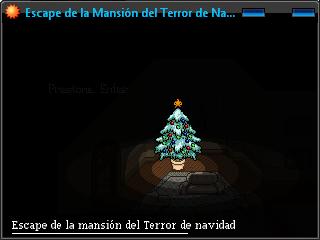 [Puzzles] Escape de la Mansión del Terror de Navidad Cs_title