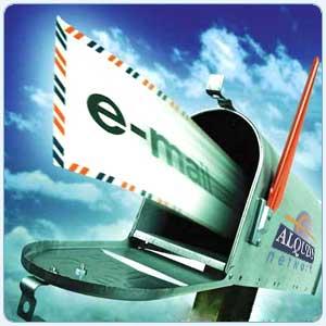 تعريف الانترنت Email
