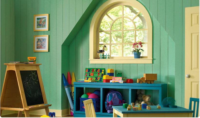 ديكورات لطيفة لغرف الاطفال DB06030027