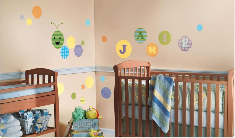 ديكورات لطيفة لغرف الاطفال DB06030028