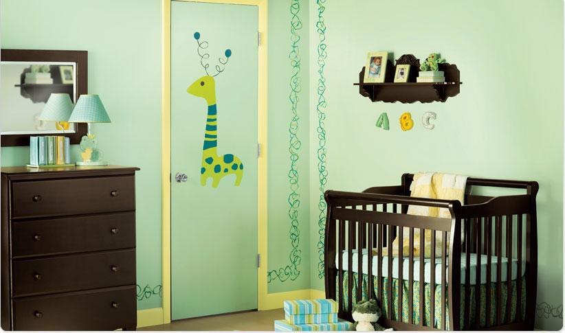ديكورات لطيفة لغرف الاطفال DB06030030