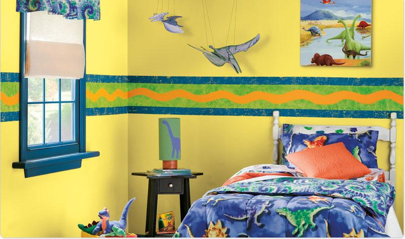 ديكورات لطيفة لغرف الاطفال DB06030032
