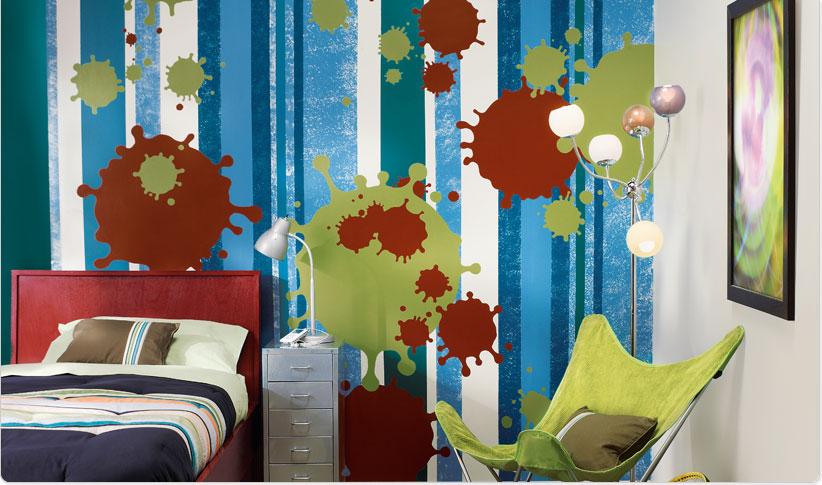 ديكورات لطيفة لغرف الاطفال DB06030034
