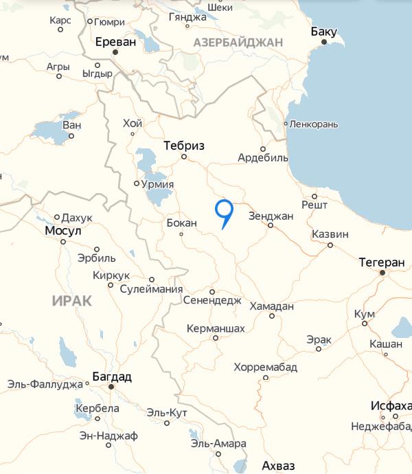 Экспедиции к выпаривателям родниковой воды - Страница 33 Iran_taxt-e_soleyman_karta
